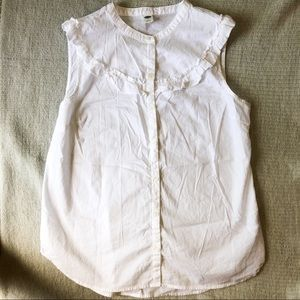 Old Navy Button Down Tank